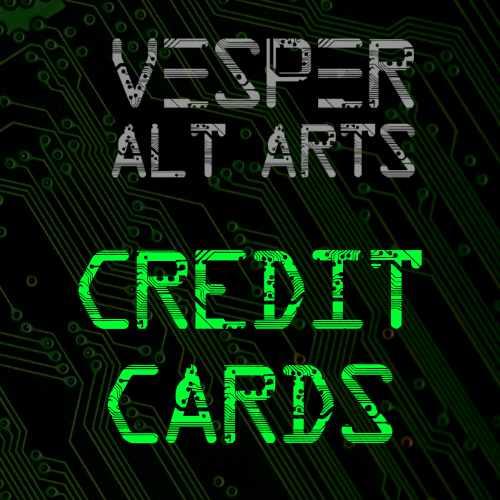 Micro Game Deck Custom Blank Cards