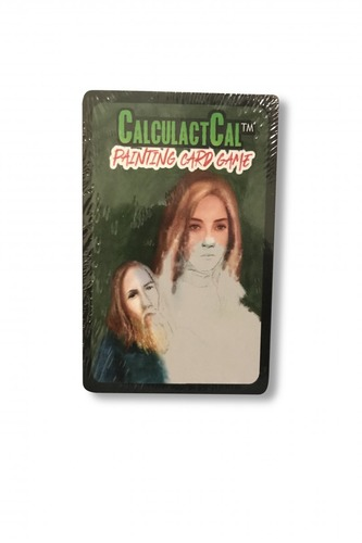 Calculact Cal PAINTING CARD GAME