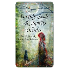 Earthly Souls and Spirits Oracle - Booklet and Box - NO GOLD on Edges