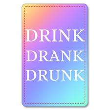 Drink Drank Drunk Cards