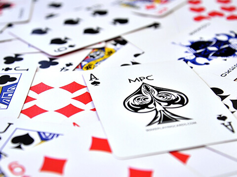 MPC Branded Playing Cards