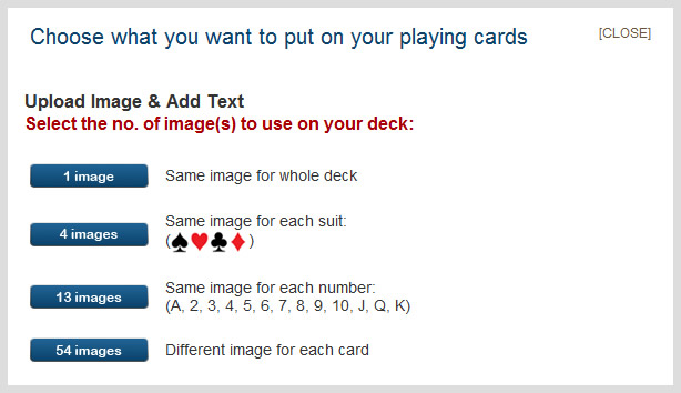 photo regarding Printable Playing Card Stock known as Participating in Playing cards Criteria and Card Inventory Design and style