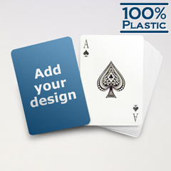 custom plastic playing cards