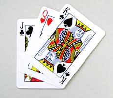 standard index card