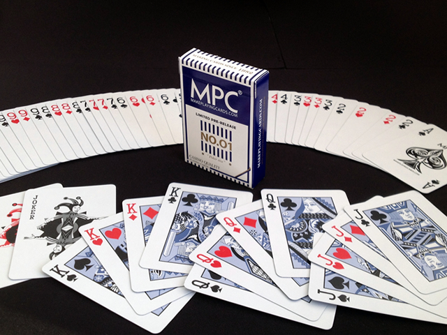MPC Blue edition deck