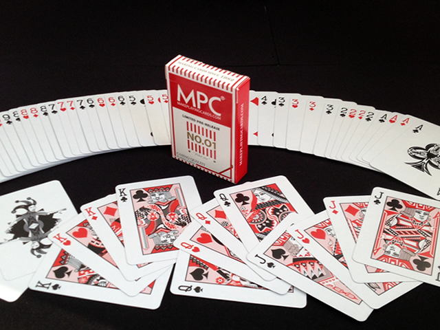 MPC Red edition deck