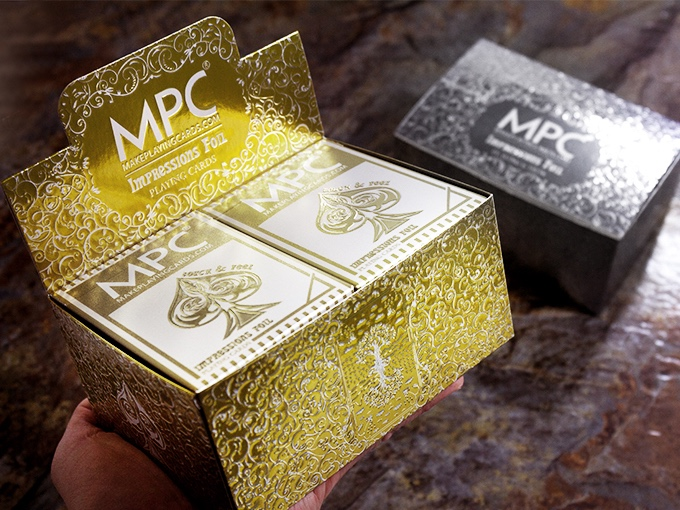 Half Metallic Gold Brick (Limited ed.)