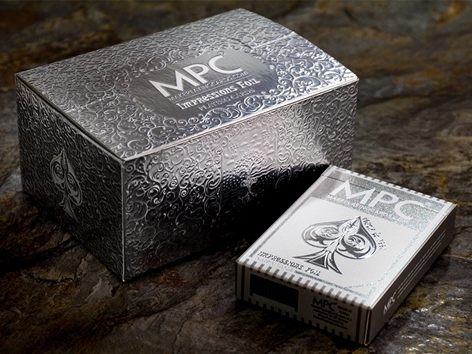 Half Metallic Silver Brick (Limited ed.)