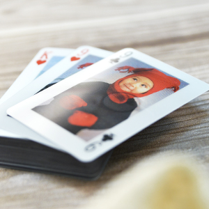 Lenticular Playing Cards