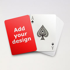 Custom Game Cards Printing Design