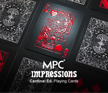 Impressions Cardinal Ed. Playing Cards