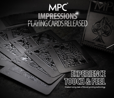 Impressions Playing Cards