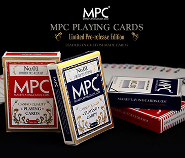 MPC® branded Playing Cards