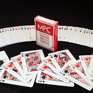 Kickstarter Playing Cards