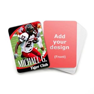 7fdb6680372 Custom Sports Cards for Your Team