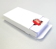playing cards tuck box